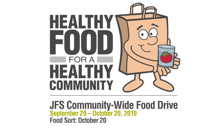 JFS Food Drive